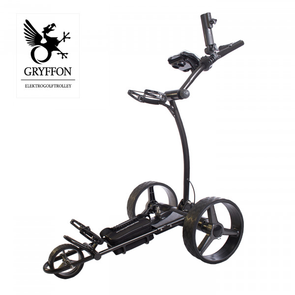 Elektro-Golf-Trolley GRYFFON PROFESSIONAL Ultimate / 24V Lithium