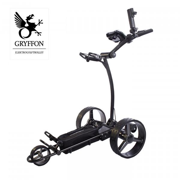 Elektro-Golf-Caddy GRYFFON CLASSIC MIT FERNBEDIENUNG