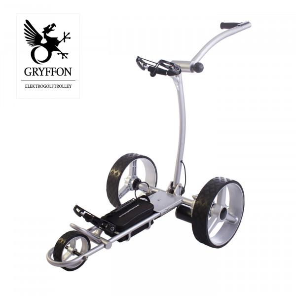 Elektro-Golf-Caddy GRYFFON BASIC mit LITHIUM-Akku