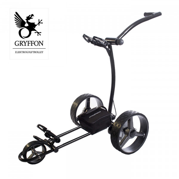 Elektro-Golf-Trolley GRYFFON BASIC