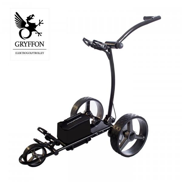 einstiegs elektro golf trolley mit bleibatterie 299. Black Bedroom Furniture Sets. Home Design Ideas